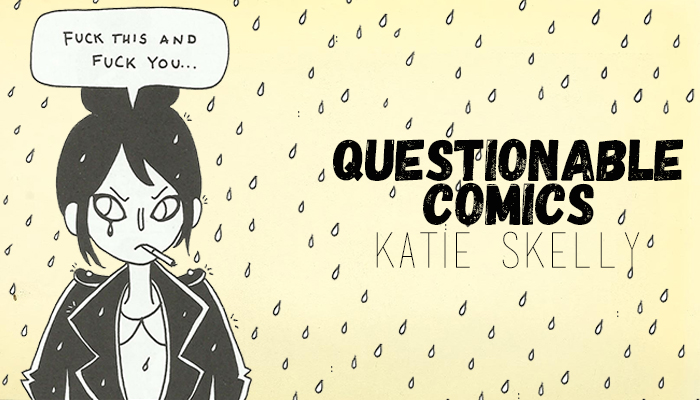 Questionable Comics: Katie Skelly and Sarah Horrocks