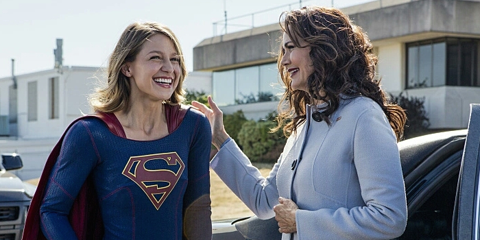 "Supergirl Gets Queer with S2E3, ""Welcome to Earth"""