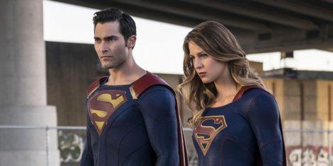 Supergirl Melissa Benoist Superman CW