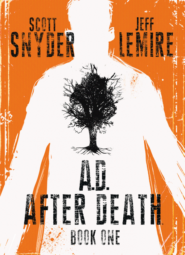AD: After Death Brings Out the Best in Scott Snyder and Jeff Lemire