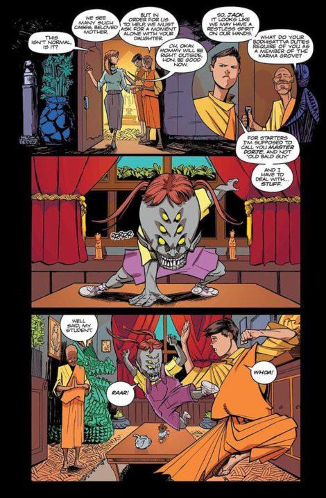 Karma Police comic