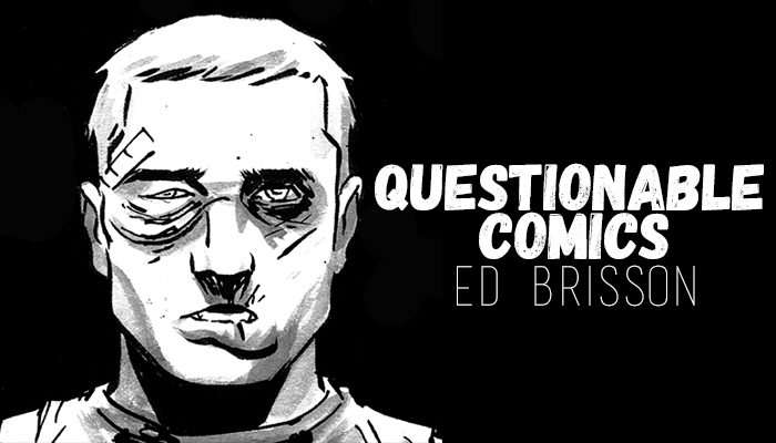 Questionable Comics: Ed Brisson and Chris Lewis