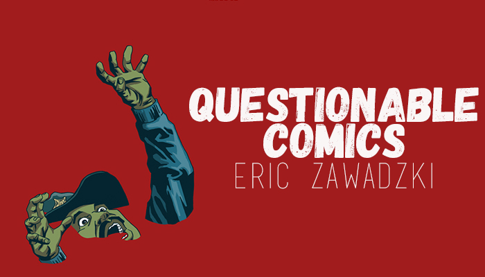 Questionable Comics: Naomi Franquiz and Eric Zawadzki