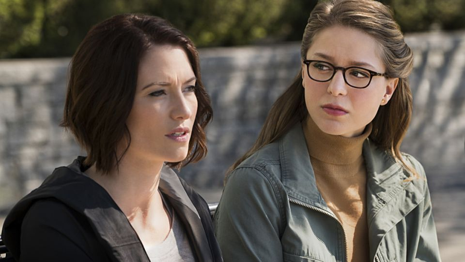 "Supergirl 2.06: Supergirl–And Alex Danvers–Undergo A Lot Of ""Changing"""