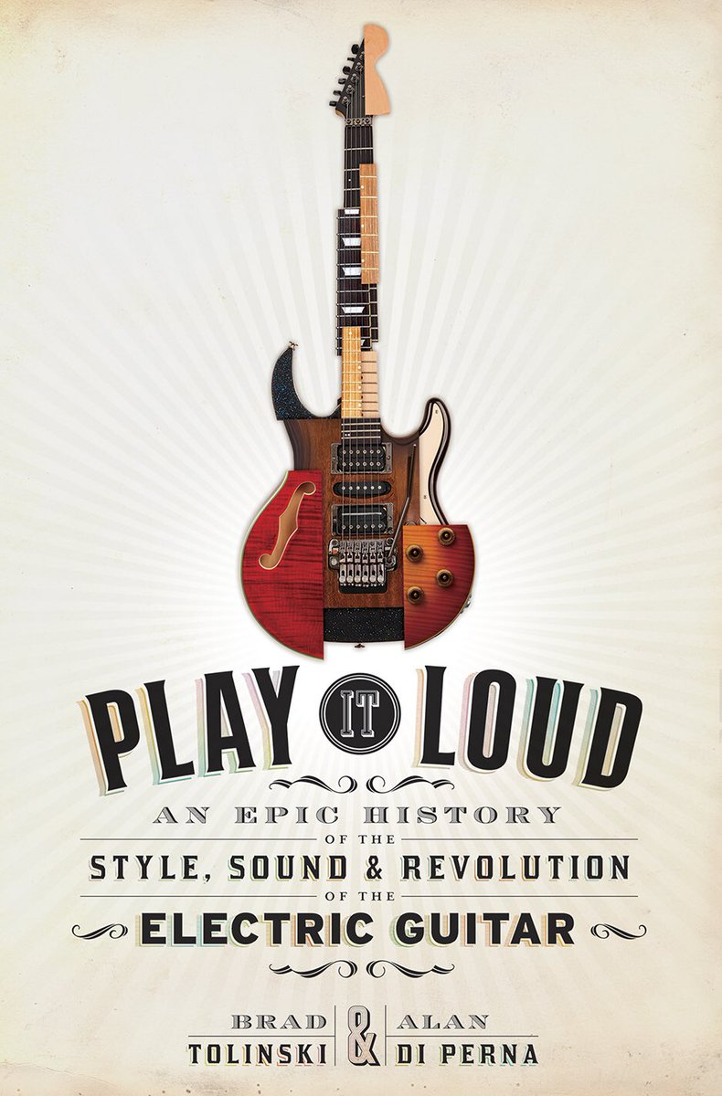 Play It Loud is a Delightfully No-Frills History of the Electric Guitar