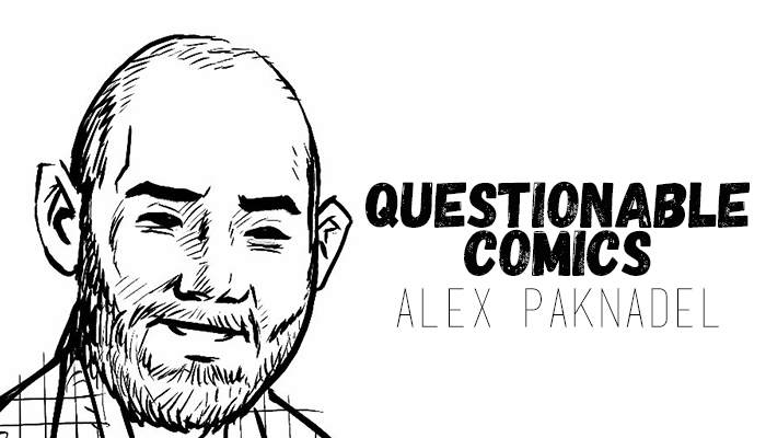 Questionable Comics: Alex Paknadel and Danny Djeljosevic