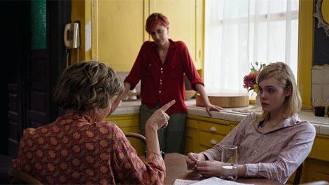 20th Century Women Greta Gerwig Elle Fanning Annette Benning