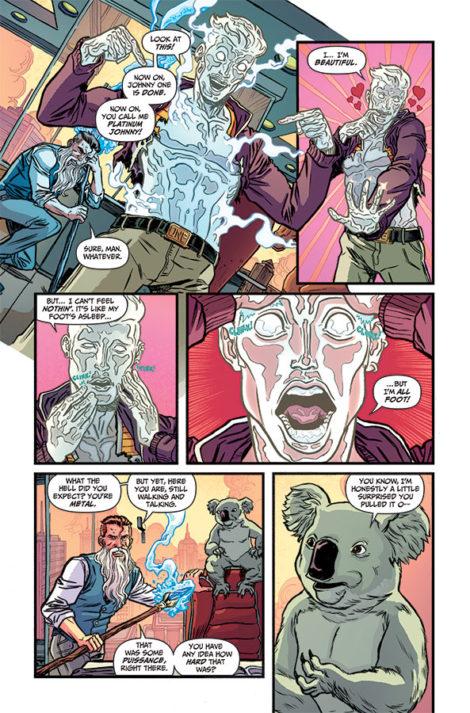 Curse Words Ryan Browne Charles Soule Image Comics