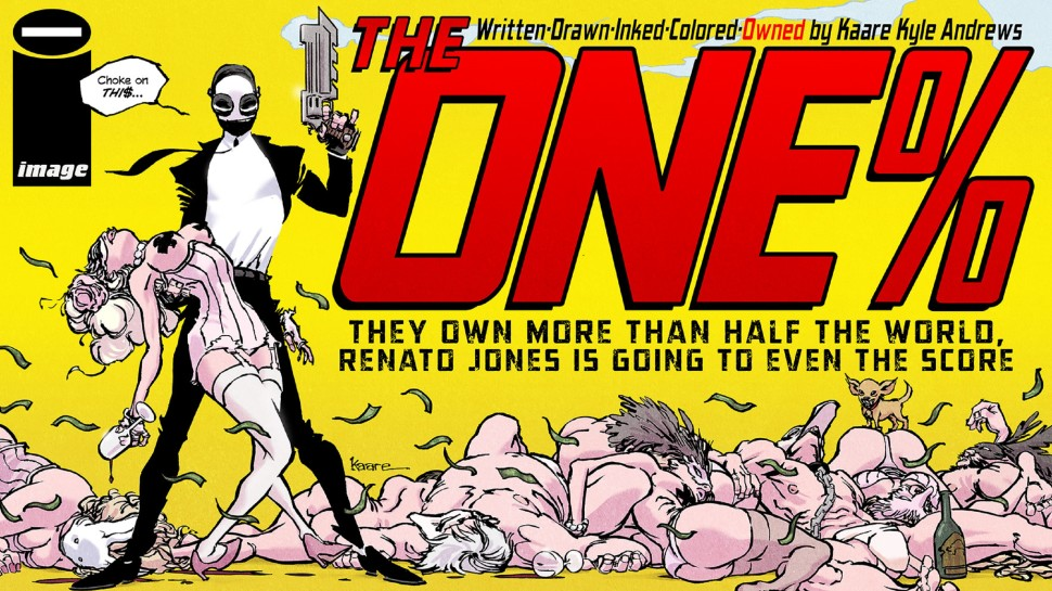 Eat the Rich: Renato Jones: The One% isn't as Edgy as it Thinks it is