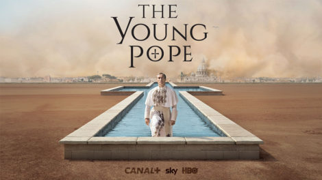 Young Pope Jude Law HBO
