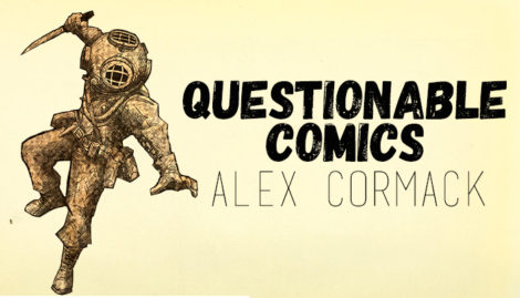 Questionable Comics Alex Cormack