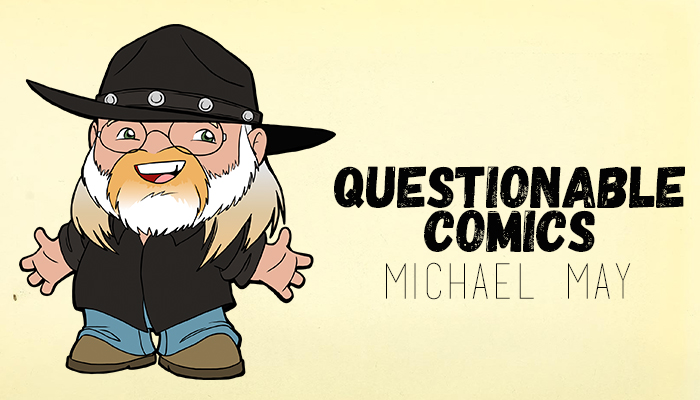 Questionable Comics: Michael May and James Maddox