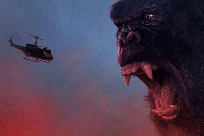Dueling Auteurs: Kong: Skull Island vs Godzilla
