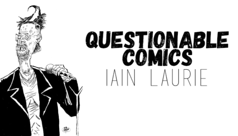 Questionable Comics Iain Laurie