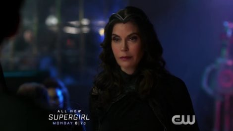 Supergirl Distant Sun Teri Hatcher