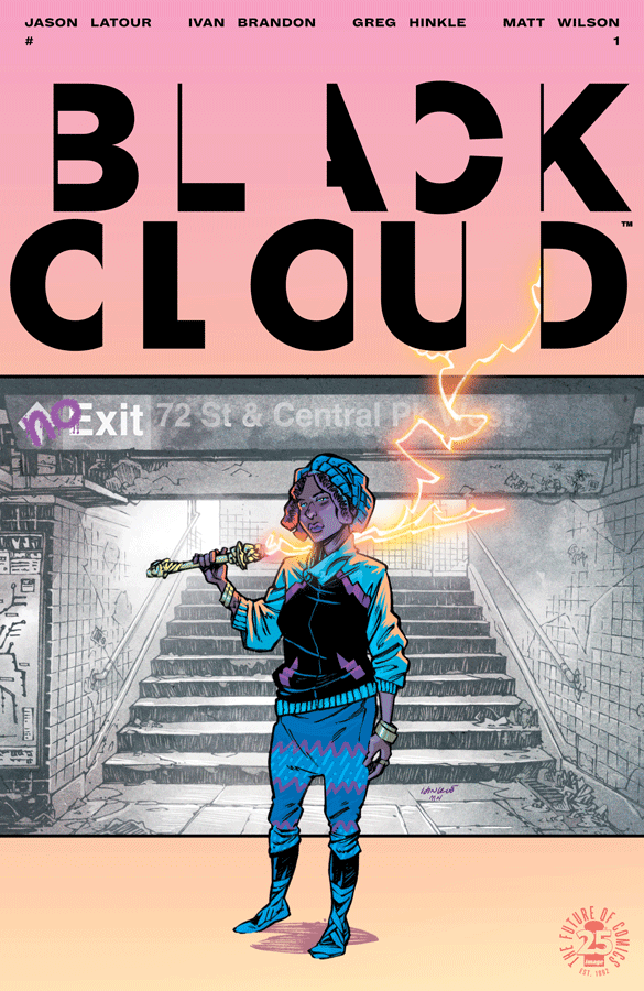 Black Cloud #1 is a Promising Political Fantasy Bogged Down by Exposition
