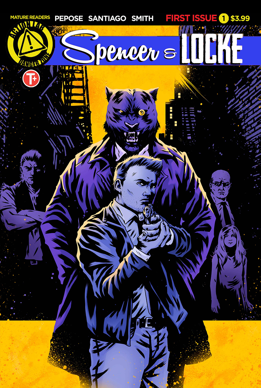 Spencer & Locke Only Succeeds at Revealing the Shallowness of Nostalgianoir