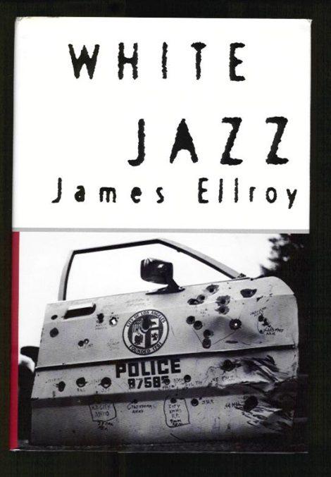 James Ellroy White Jazz Chip Kidd