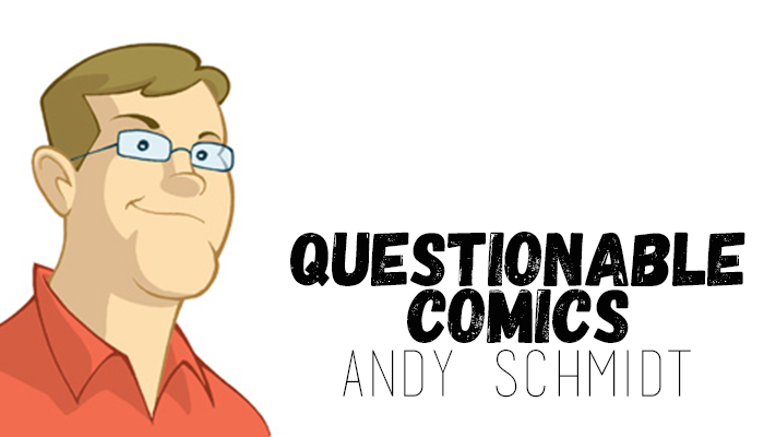 Questionable Comics: Andy Schmidt and John Lees