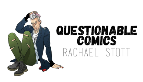 Questionable Comics Rachael Stott Doctor Who