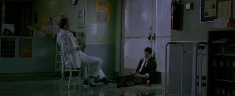 Constantine Keanu Reeves Peter Stormare