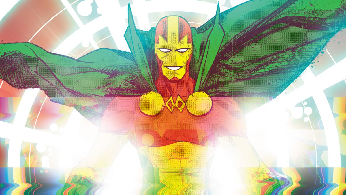 Can Mister Miracle Escape a Flawed Premise Scot-Free?