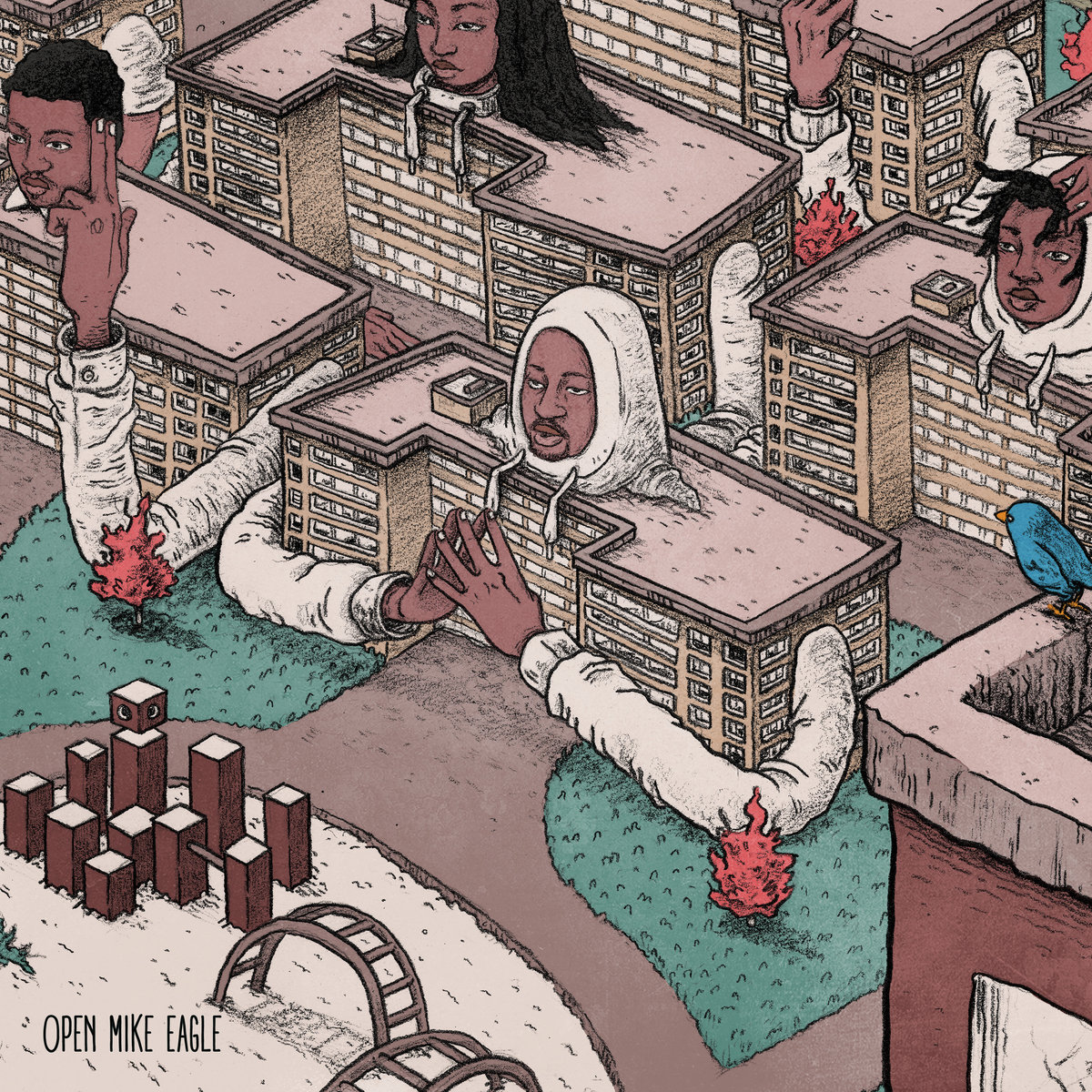 Open Mike Eagle's Brick Body Kids Still Daydream is a Fearlessly Self-aware Work