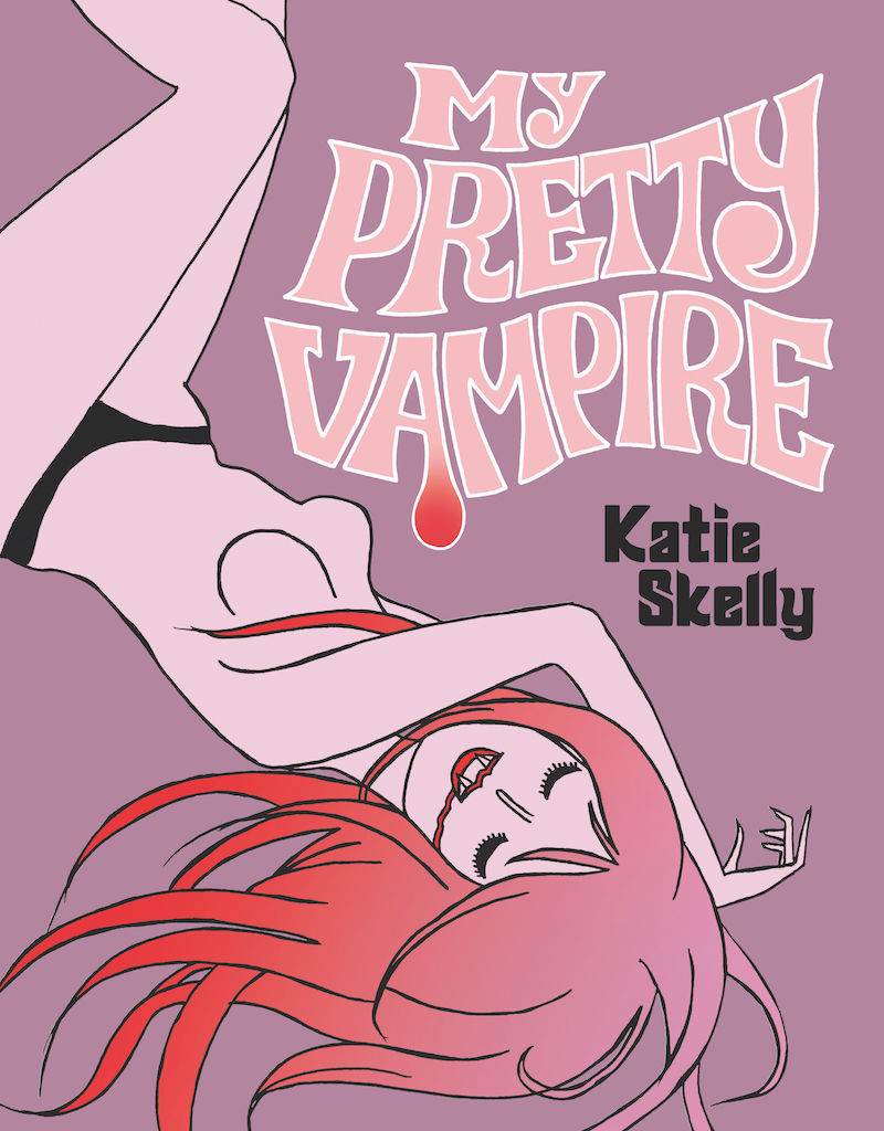 My Pretty Pink Gel Nails: Katie Skelly And The Vampiric Principle Of Self-Discovery