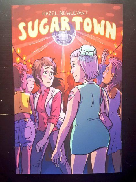 Sugar Town Hazel Newlevant