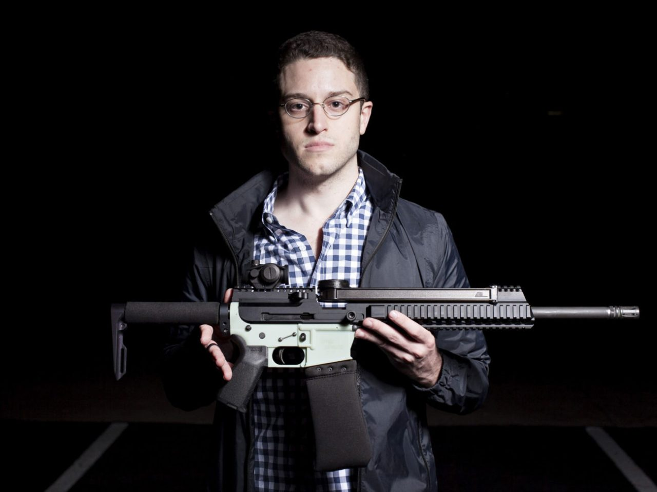 Anarchist Cody Wilson Takes on the Government in The New Radical