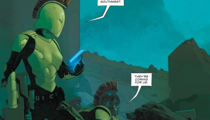 Vs #1 is a Captivating but Muddled Exploration of War as Entertainment
