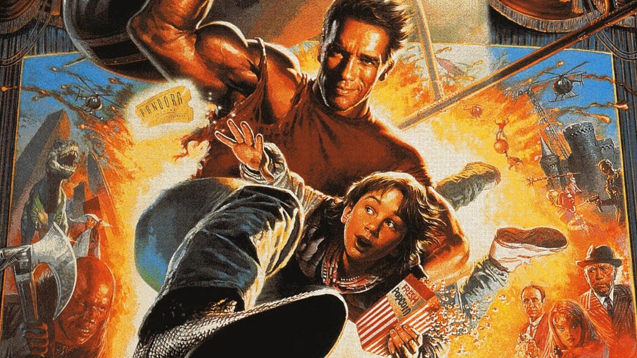 Last Action Hero Arnold Schwarzenegger