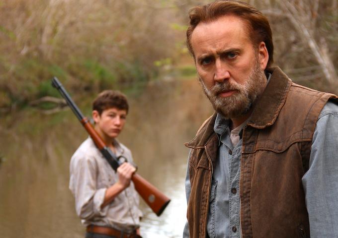 Joe Nicolas Cage David Gordon Green