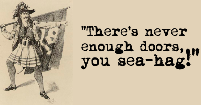Pirate Sea Hag