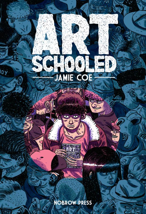 Art Schooled Jamie Coe Nobrow Press