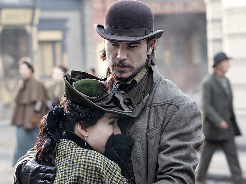 Penny Dreadful Evil Spirits in Heavenly Places Showtime
