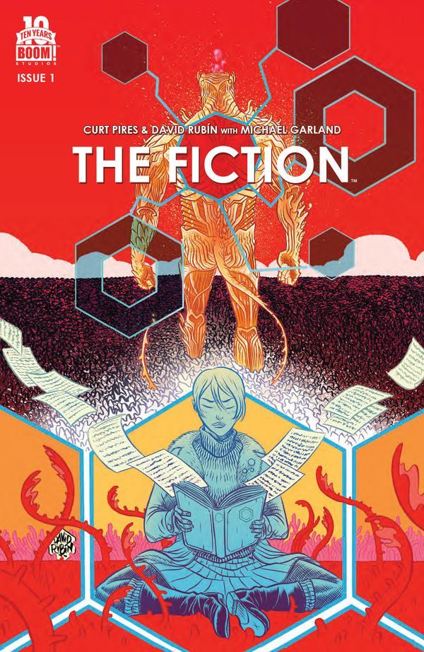 Fiction Comic David Rubin Curt Pires