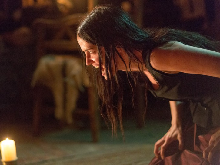 Penny Dreadful Little Scorpion Eva Green