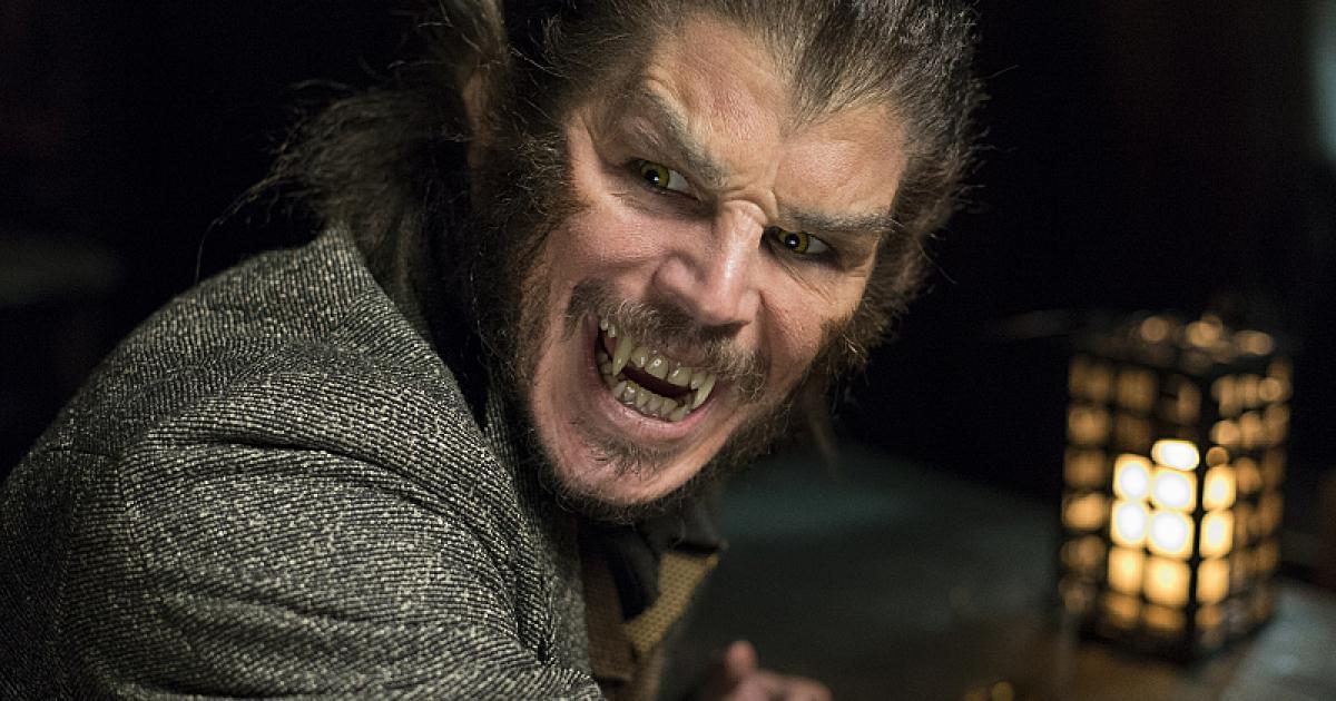 Penny Dreadful Ethan Werewolf