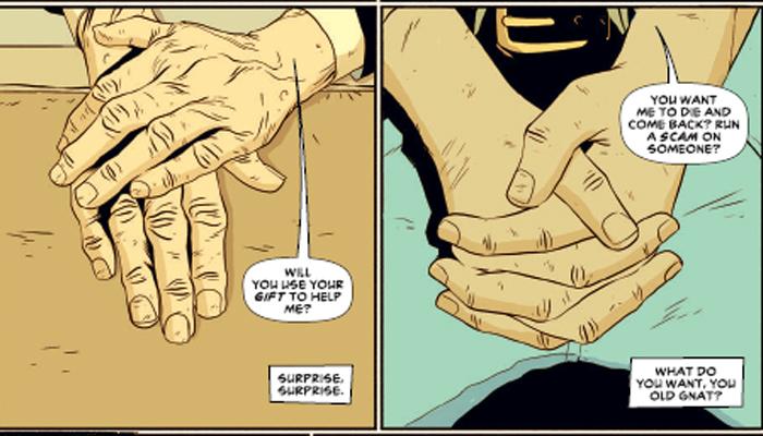 Wolf Matt Taylor Ales Kot Image Comics