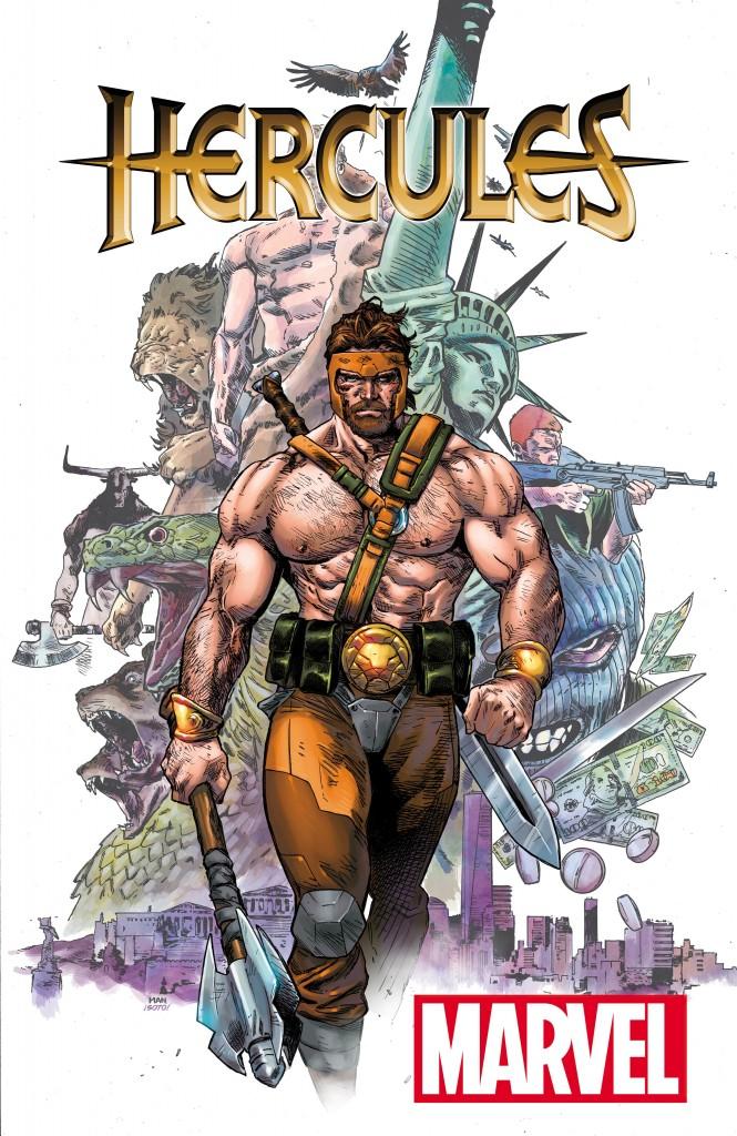 Hercules Marvel