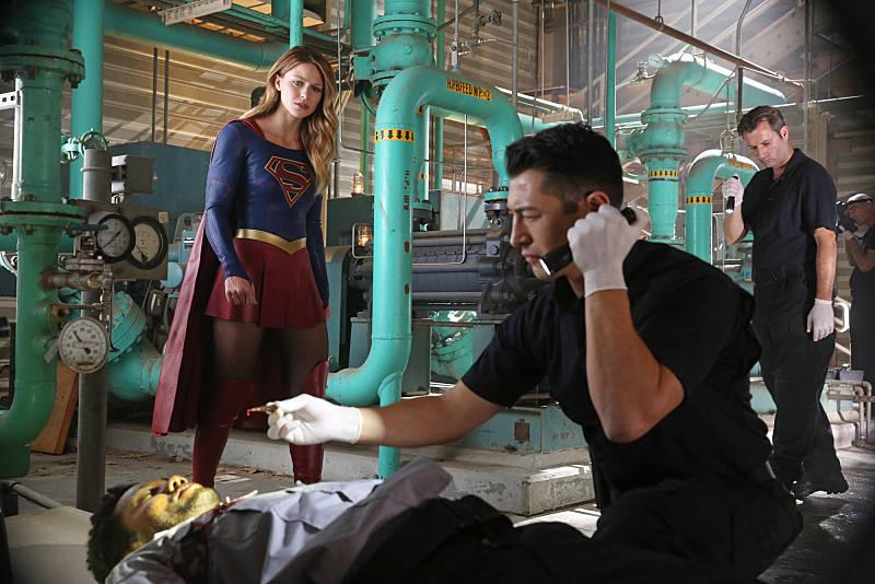 Supergirl Stronger Together