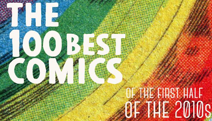 100 Best Comics of the 2010s