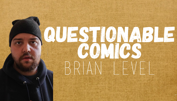 Questionable Comics Brian Level