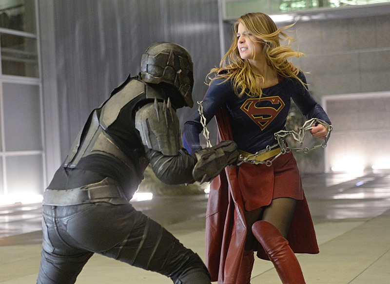 Supergirl Truth Justice and the American Way