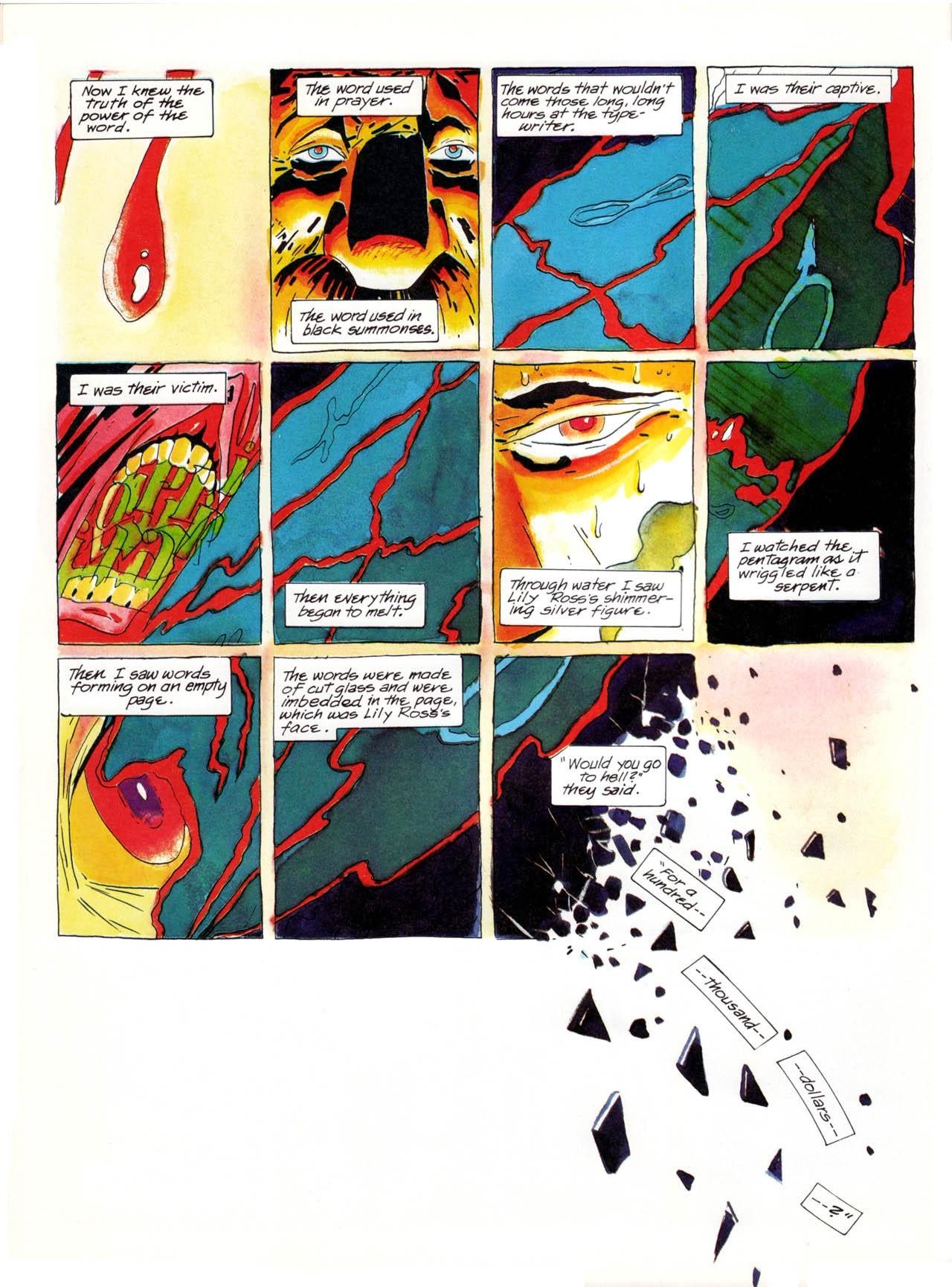 Hell on Earth Keith Giffen
