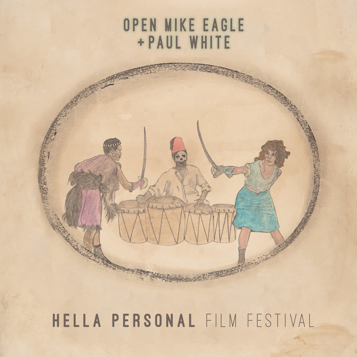 Open Mike Eagle Paul White Hella Personal Film Festival