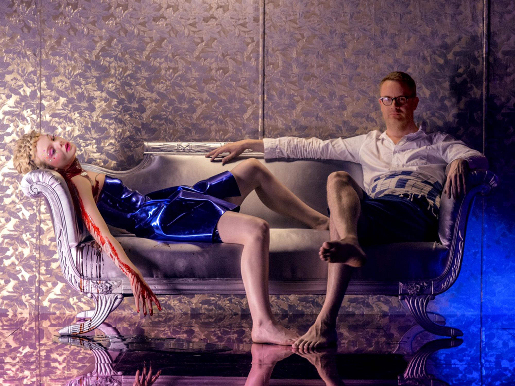 The Neon Demon Nicolas Winding Refn Elle Fanning