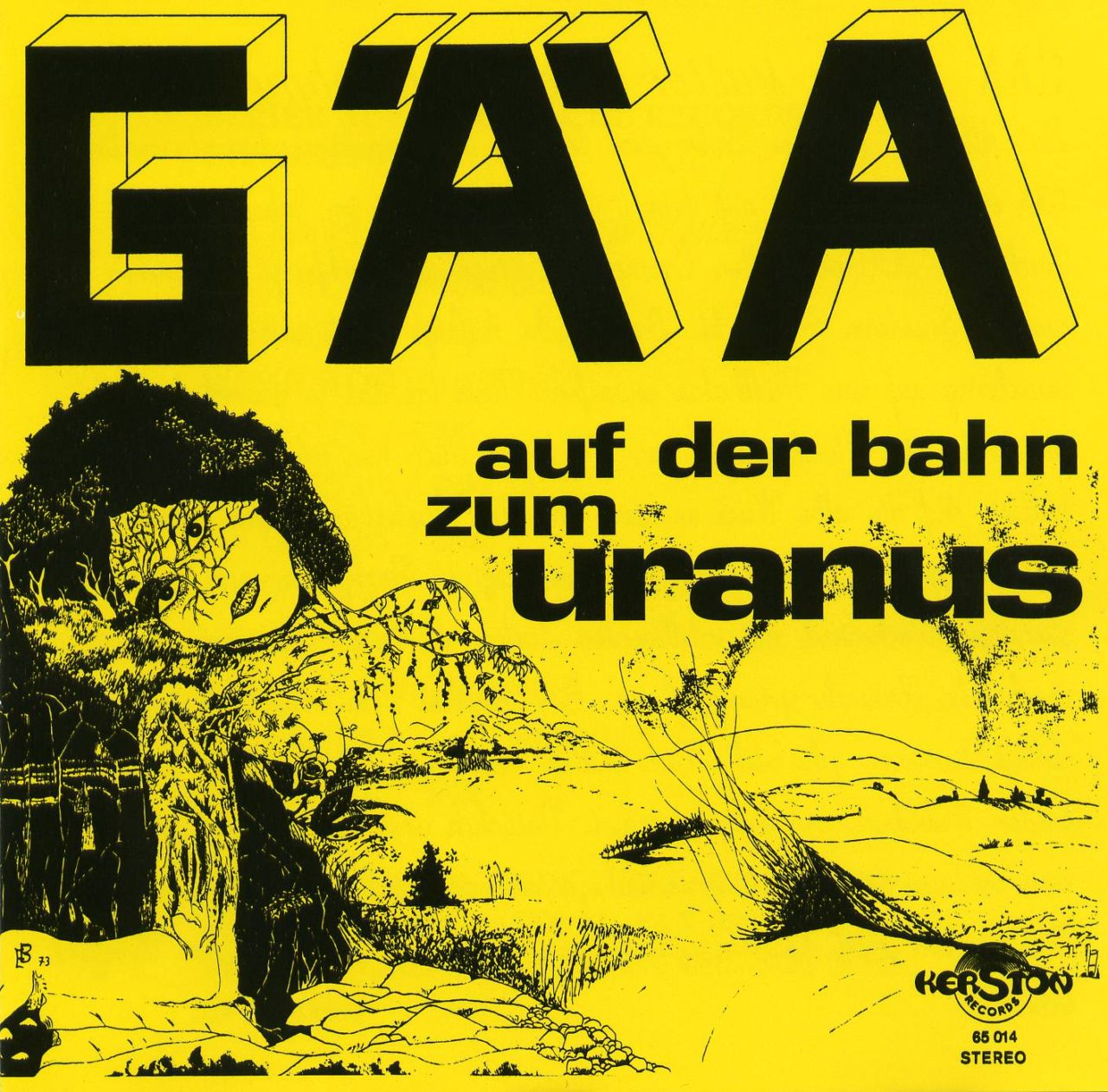 GAA Auf Der Bahn Zum Uranus