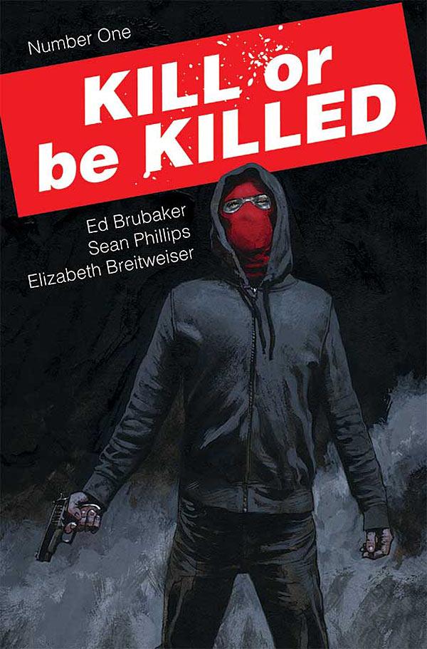 Ed Brubaker Sean Phillips Image Comics